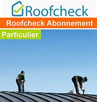 Roofcheck Abonnement particulier